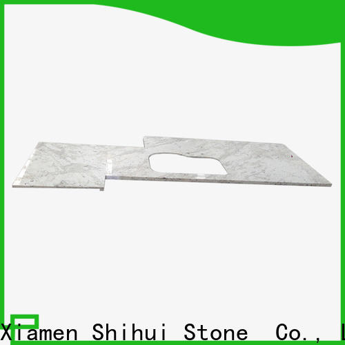 Shihui artificial cornerstone countertops factory price for kitchen