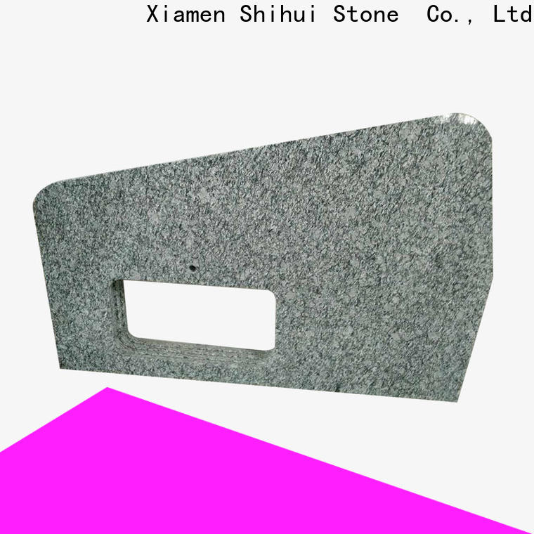 Shihui stone slab countertop supplier for hotel