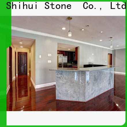 Shihui quality manmade stone countertops personalized for kitchen