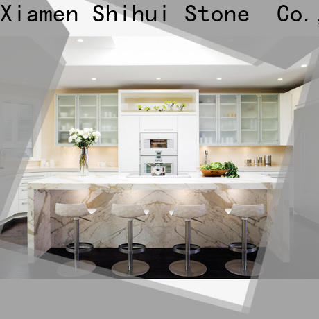 Shihui engineered stone countertops supplier for hotel