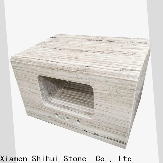 Shihui certificated stone kitchen countertops personalized for bar