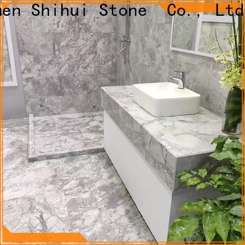 Shihui natural stone marble tile design for household