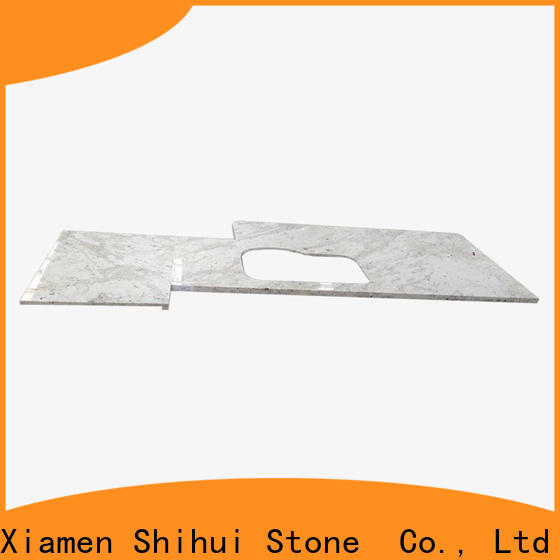 Shihui solid stone countertops wholesale for bathroom
