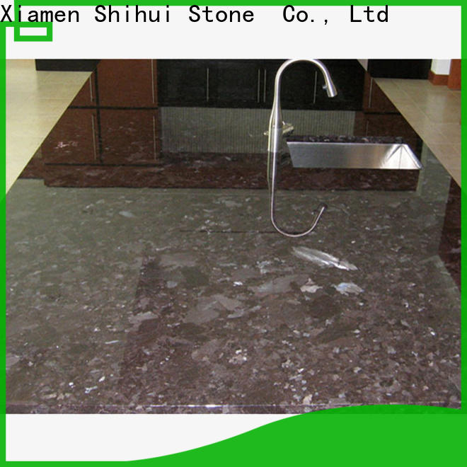 Shihui manmade best stone kitchen countertops supplier for kitchen
