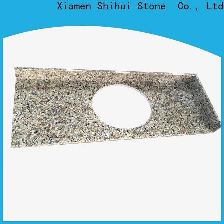 Shihui artificial stone tile countertops supplier for bar