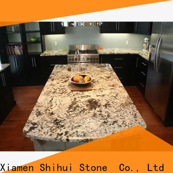 Shihui santo stone tile countertops factory price for bar