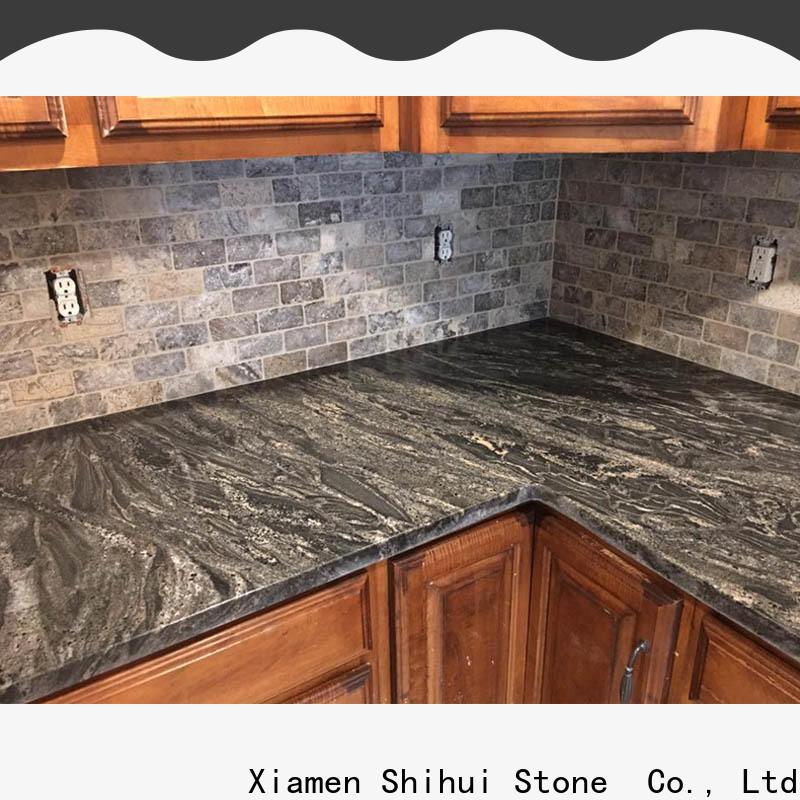 artificial solid stone countertops supplier for bathroom