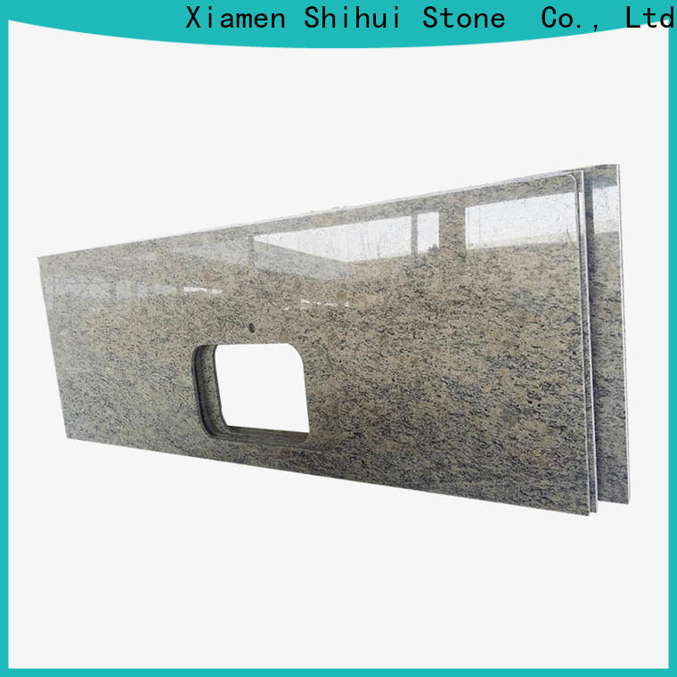 Shihui manmade stone tile countertops wholesale for bathroom