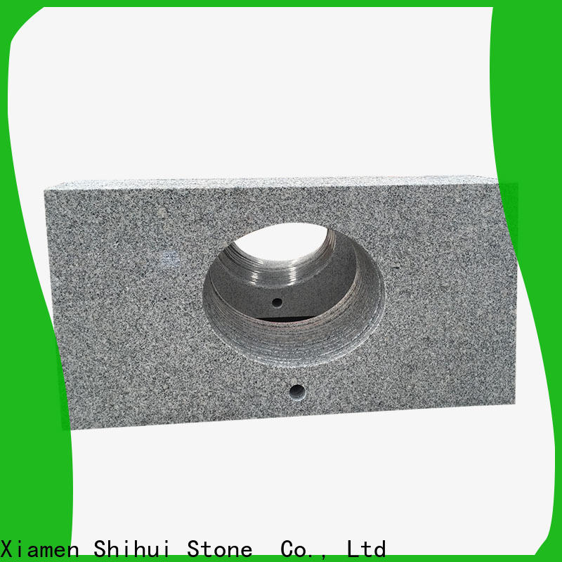 sturdy manmade stone countertops factory price for kitchen