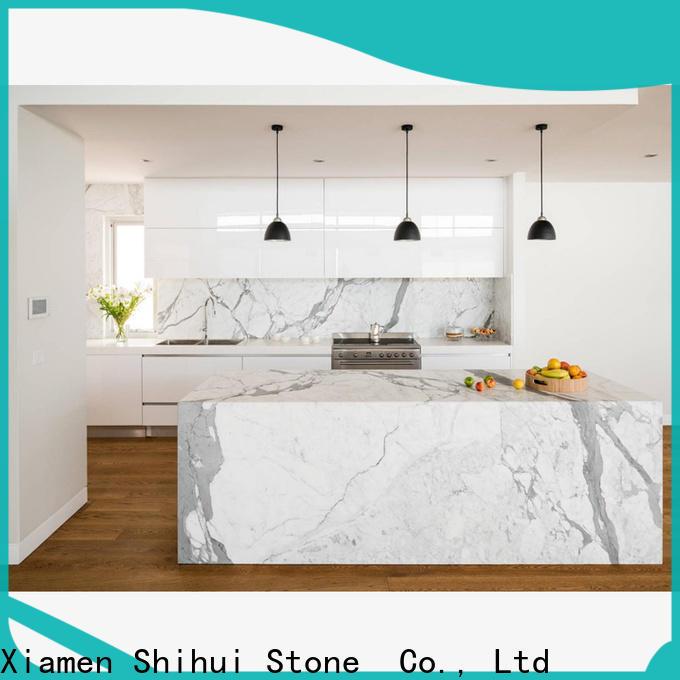 Shihui cornerstone countertops factory price for bathroom