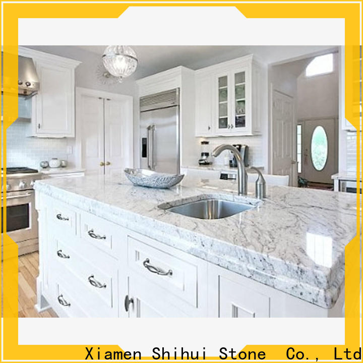 Shihui manmade best stone kitchen countertops wholesale for kitchen