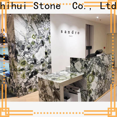 Shihui juparana best stone kitchen countertops personalized for bathroom