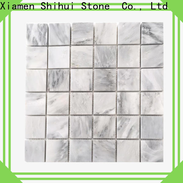 grey natural stone mosaic customized for household