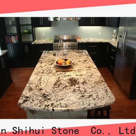 Shihui engineered stone countertops factory price for bar