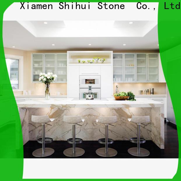 Shihui santo stone tile countertops supplier for hotel