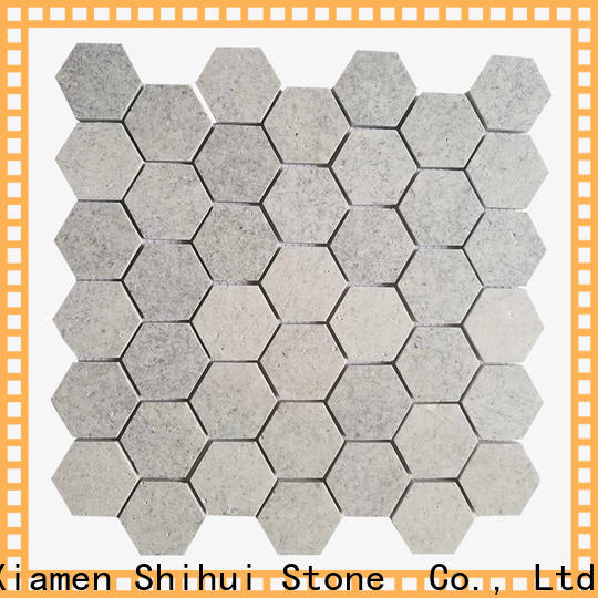 Shihui tile stone mosaic directly sale for household