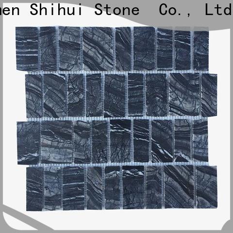 Shihui practical stone mosaic tile backsplash from China for toilet