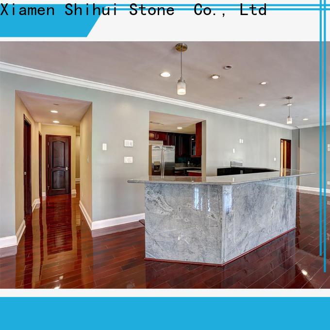 Shihui stone slab countertop wholesale for hotel