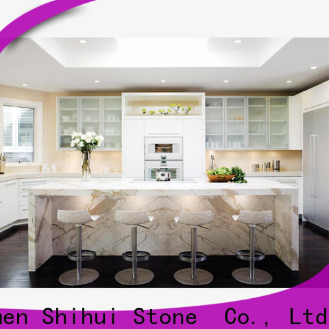 Shihui certificated stone slab countertop supplier for bathroom