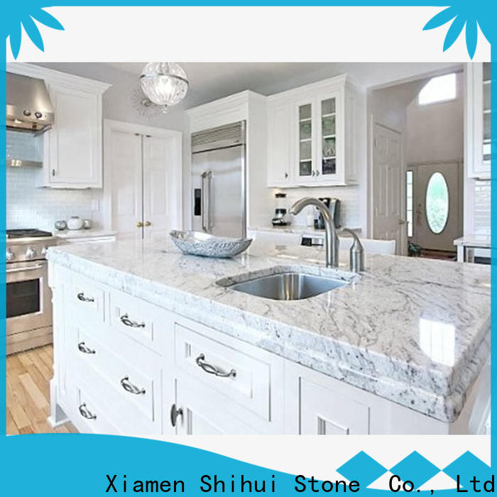 Shihui professional solid stone countertops wholesale for hotel