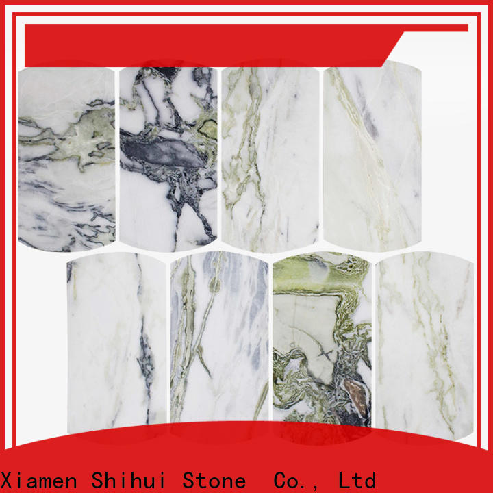 Shihui natural stone mosaic tiles series for household