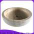 Shihui natural stone wash basin wholesale for bathroom