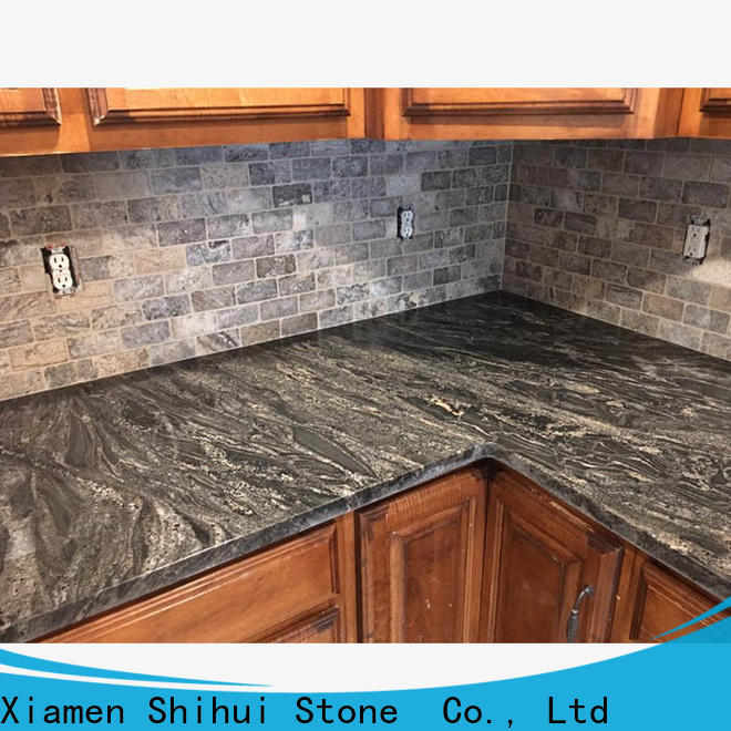 Shihui solid stone countertops personalized for hotel