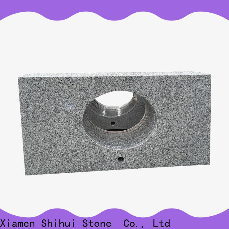 Shihui antique stone slab countertop personalized for bathroom