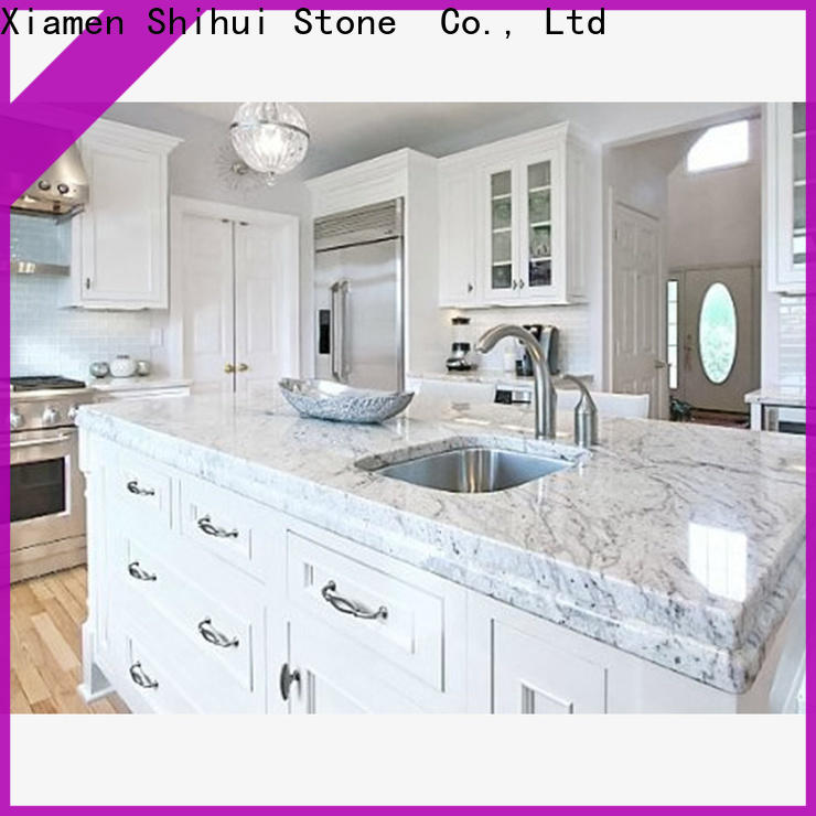 Shihui brown stone kitchen countertops wholesale for hotel