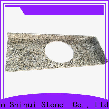 Shihui best stone kitchen countertops factory price for bathroom