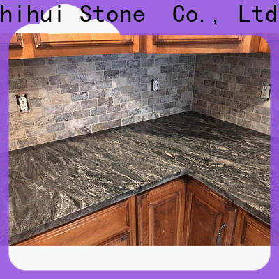 Shihui manmade top stone countertops personalized for hotel
