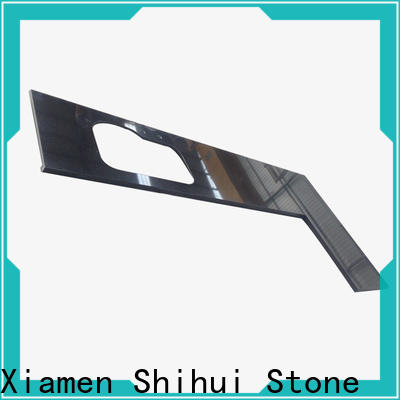 Shihui manmade stone slab countertop personalized for bar