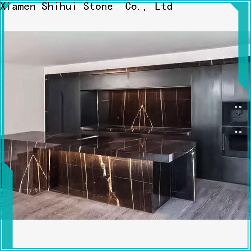 Shihui quality manufactured stone countertops wholesale for hotel