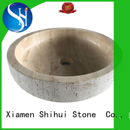 professional natural stone sink basin wholesale for bathroom