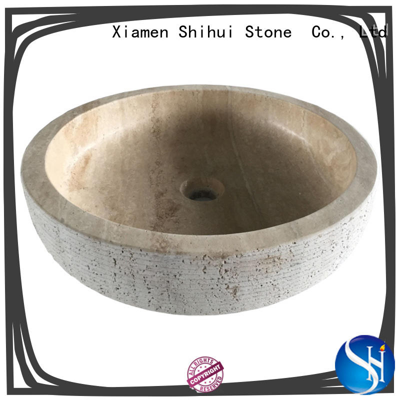 stone sink for bar Shihui